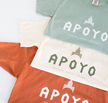 Project Apoyo Tee looks as good as it feels!