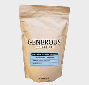 Generous coffee supports Project Apoyo.