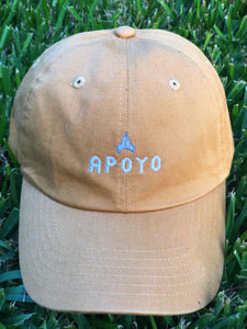 Tradition meets today with the Project Apoyo Dad Hat