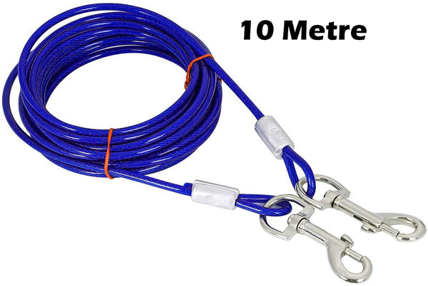Dog_Tie_Out_Cable_Steel_Cable_With_Dual_Heads_Metal_Hook_-_Blue_-_10M_-_For_Trademe_RXWUK15Z0K9B.jpg