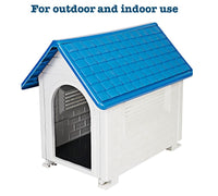 Plastic_Dog_House_Kenenl_with_Blue_Curved_Roof_-_For_trademe2_RRV2ZZ2JI9VJ.jpg