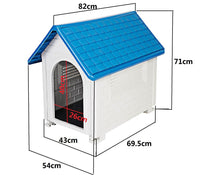 Plastic_Dog_House_Kenenl_with_Blue_Curved_Roof_-_For_trademe3_RRV2ZZVR9H6D.jpg