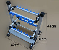Portable_Aluminum_12_Fishing_Rod_Stand_Holder_(Black_Foam)-_For_Trademe6_RO2AKB3KG9MI.jpg