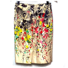 Load image into Gallery viewer, Valentino Silk Skirt