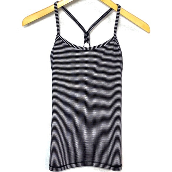 Lululemon Striped Tank
