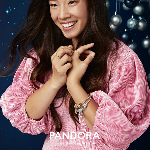 Pandora Christmas Winter Sale Holiday Collection