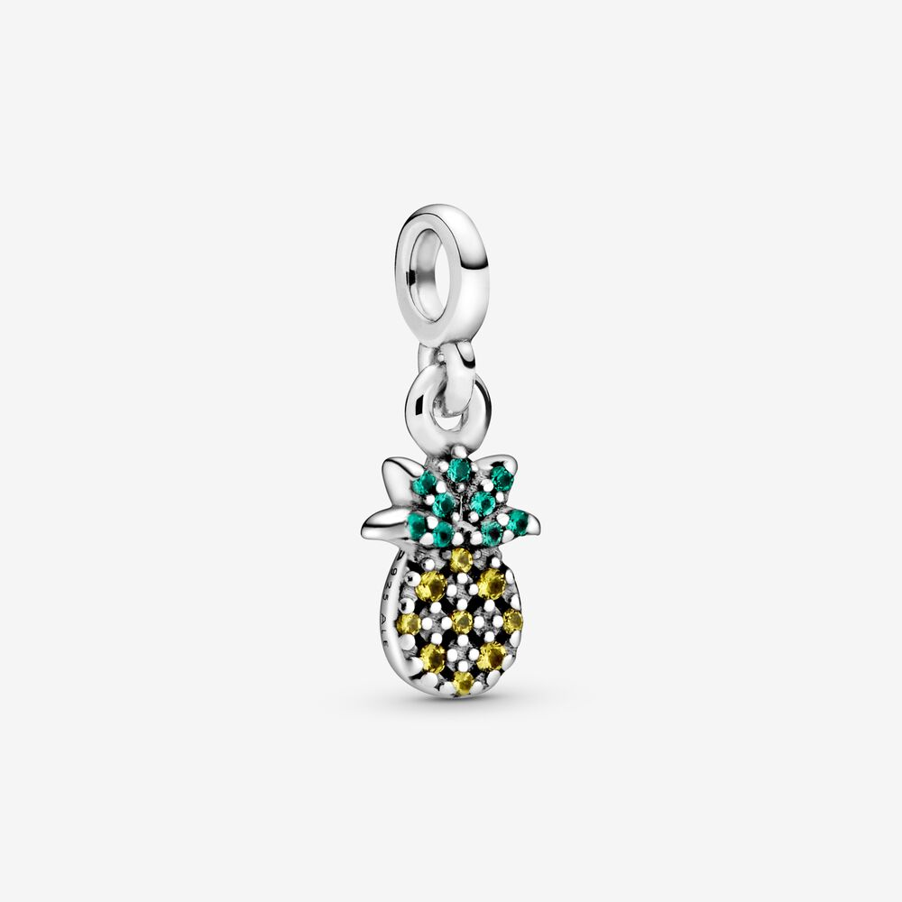 My Pineapple Dangle Charm