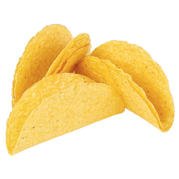 Taco Shell - 5.5inch (14cm) 10-pack