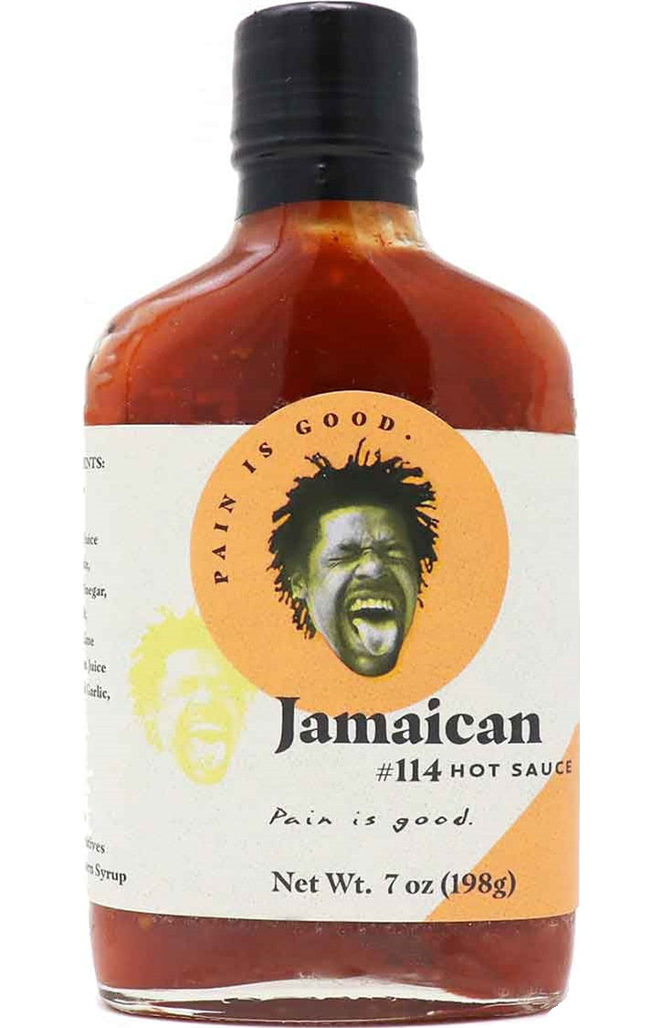 Pain is Good No.114 Jamaican 200ml