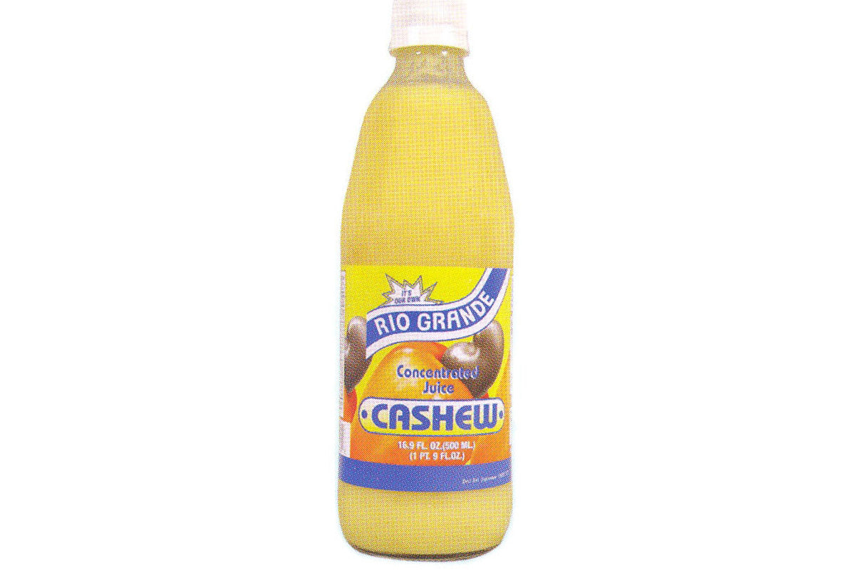 Rio Grande Cashew Fruit Drink Concentrate 500ml