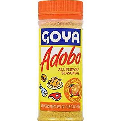 Goya Adobo All Purpose Seasoning - Bitter Orange 8oz (225gm)