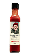 Jethros Mongrel Hot Sauce 250ml