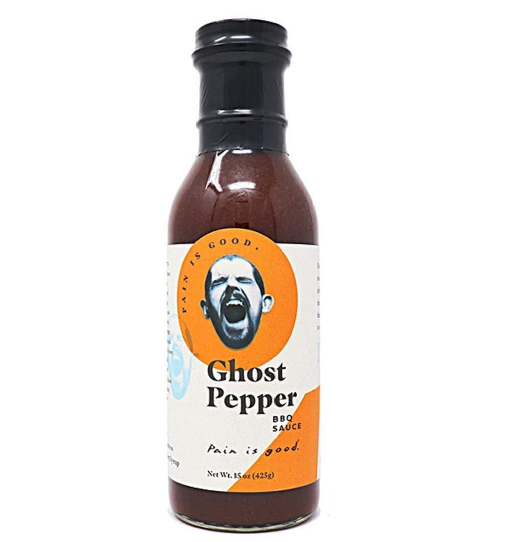 Pain is Good BBQ - Ghost Pepper 396ml (14oz)