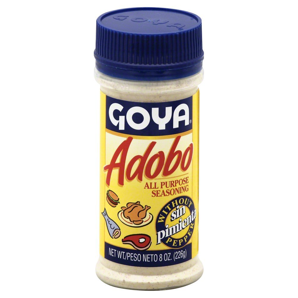Goya Adobo All Purpose Seasoning - without pepper 8oz