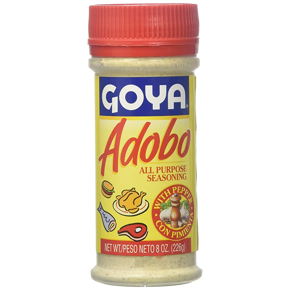 Goya Adobo All Purpose Seasoning - original with pepper 8oz
