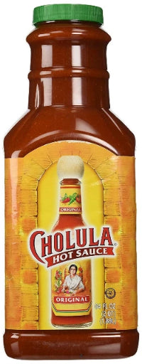 Cholula half gallon (1.9lt)