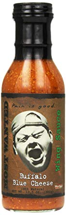 Pain is Good Buffalo Blue Cheese Wing Sauce 13.5oz (382ml)