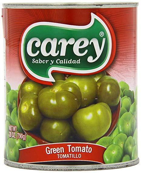 Tomatillos Whole CAREY 790gm (28oz)