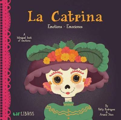 Book - Bilingual Boardbook Series - La Catrina: Emotions