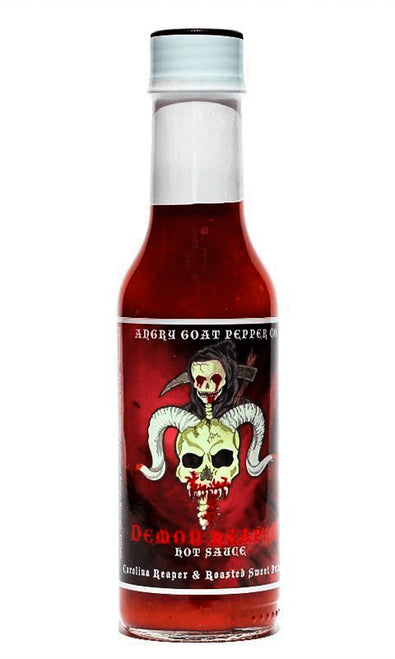 Angry Goat Demon Reaper Hot Sauce 148ml