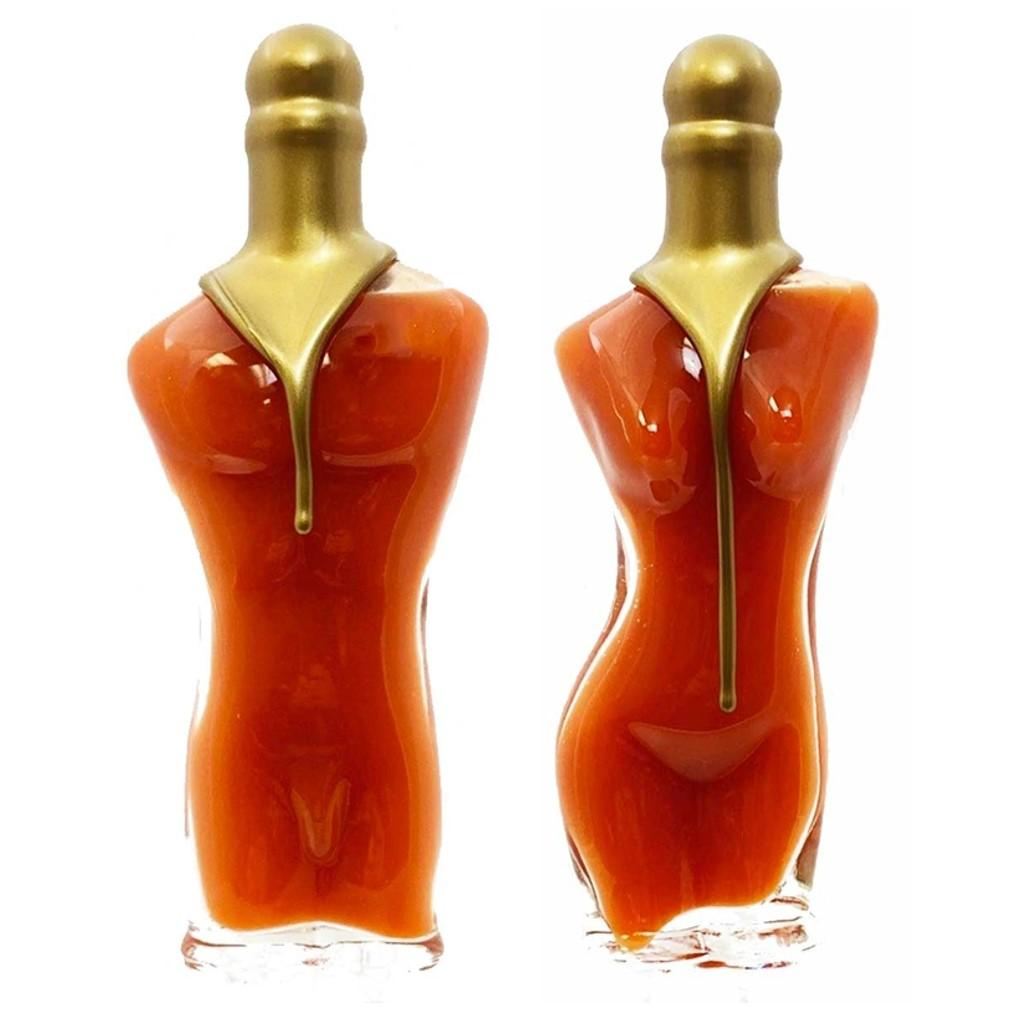 Adam and Eve Creation Set Hot Sauce