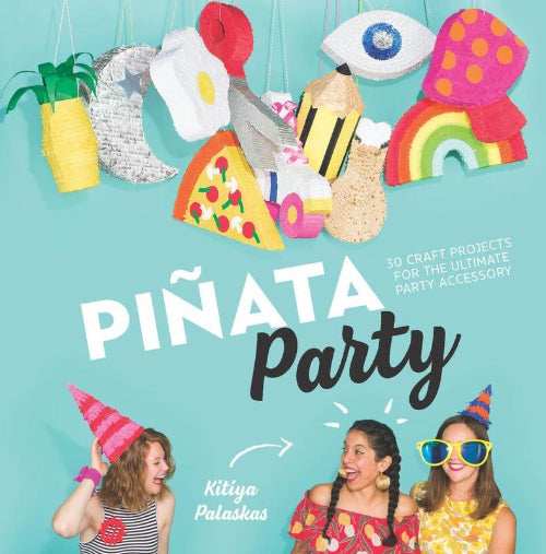 Book - Pinata Party