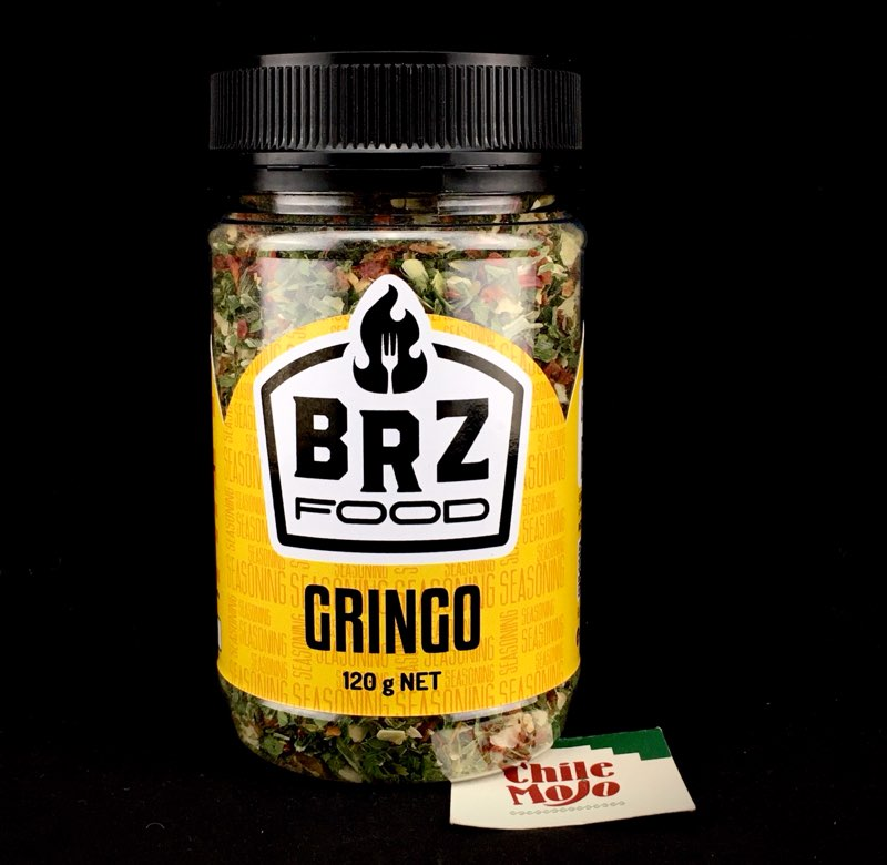 BRZ Food - Gringo Chimichurri Mix 120gm