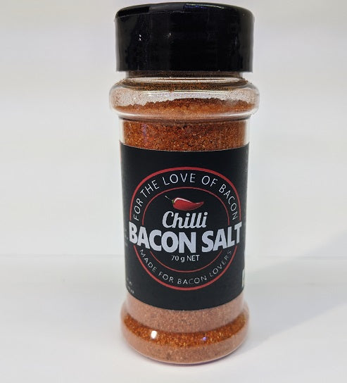 Bacon Salt - For the Love of Bacon - Chilli (65gm)