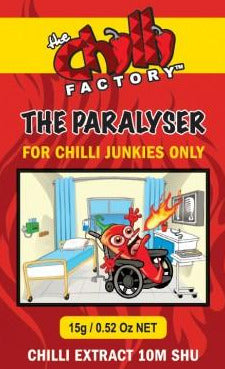 Chilli Factory The Paralyser chile extract 15gm