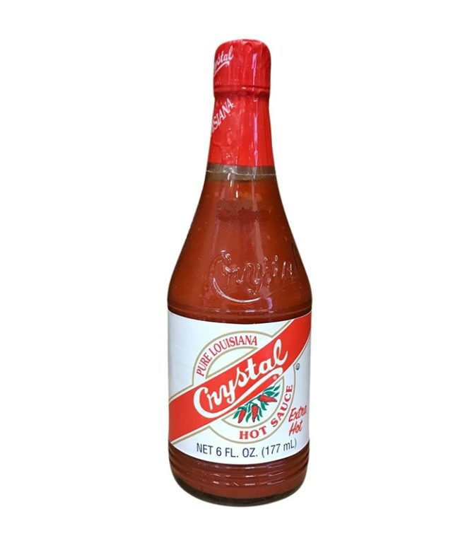 Crystal Hot Sauce - Extra Hot 177ml