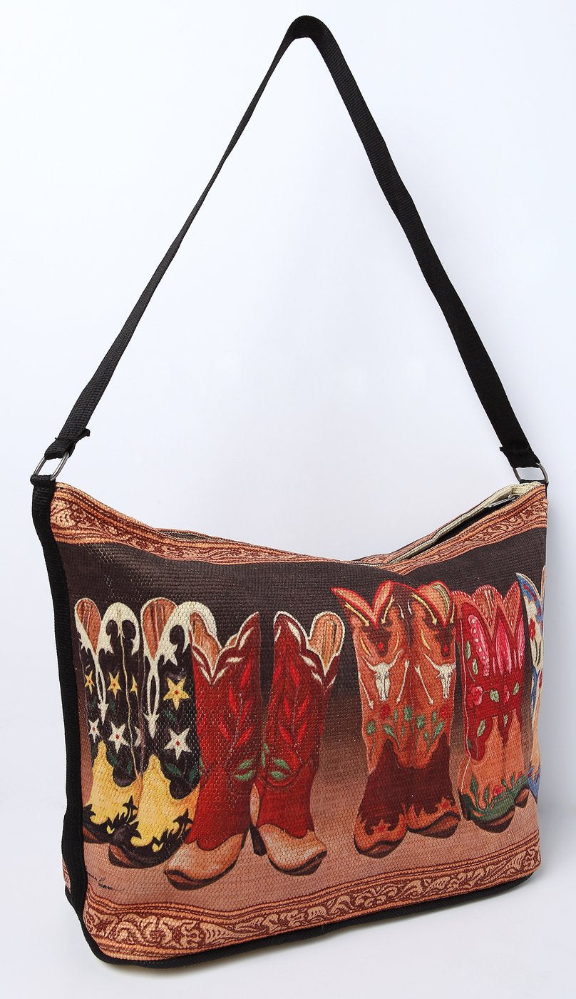 Shoulder Bag - Cowboy Boots