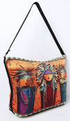 Shoulder Bag - Kachina Dolls