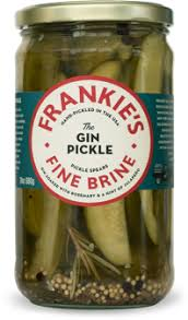 Frankies Fine Brine - The Gin Pickle