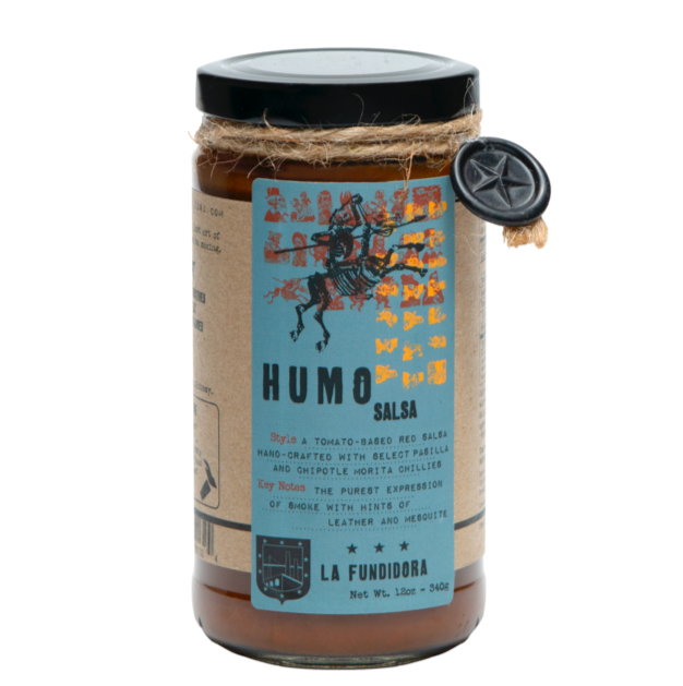 La Fundidora Salsa Humo - Smoky Red Morita 340gm