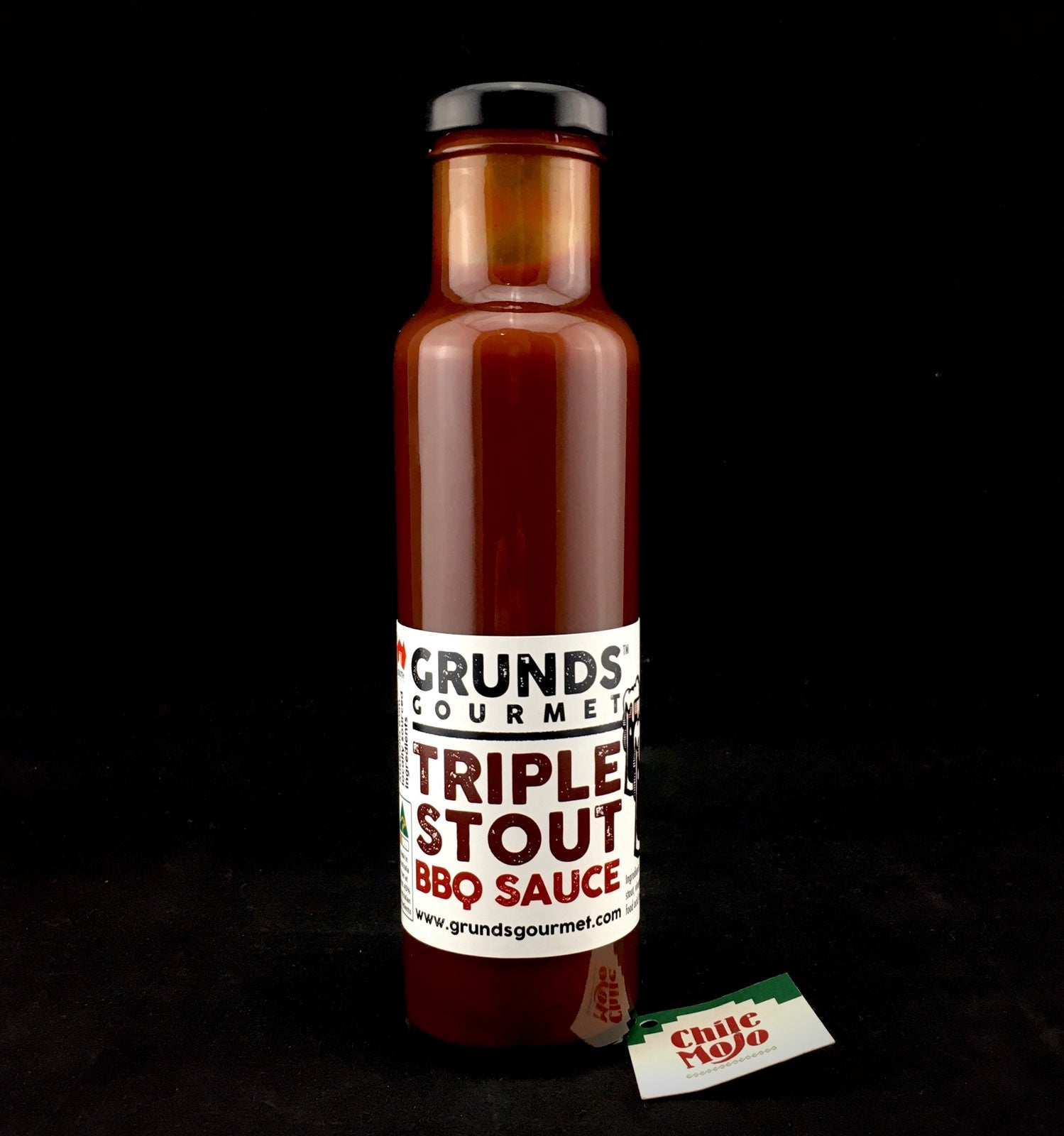 Grunds Triple Stout BBQ 250ml