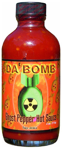 Da Bomb Ghost Pepper 118ml