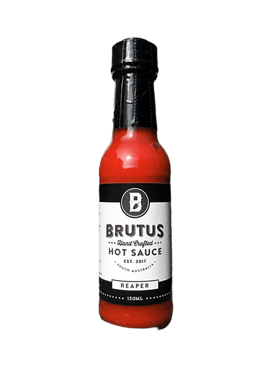 Brutus Fermented Reaper Hot Sauce 150ml