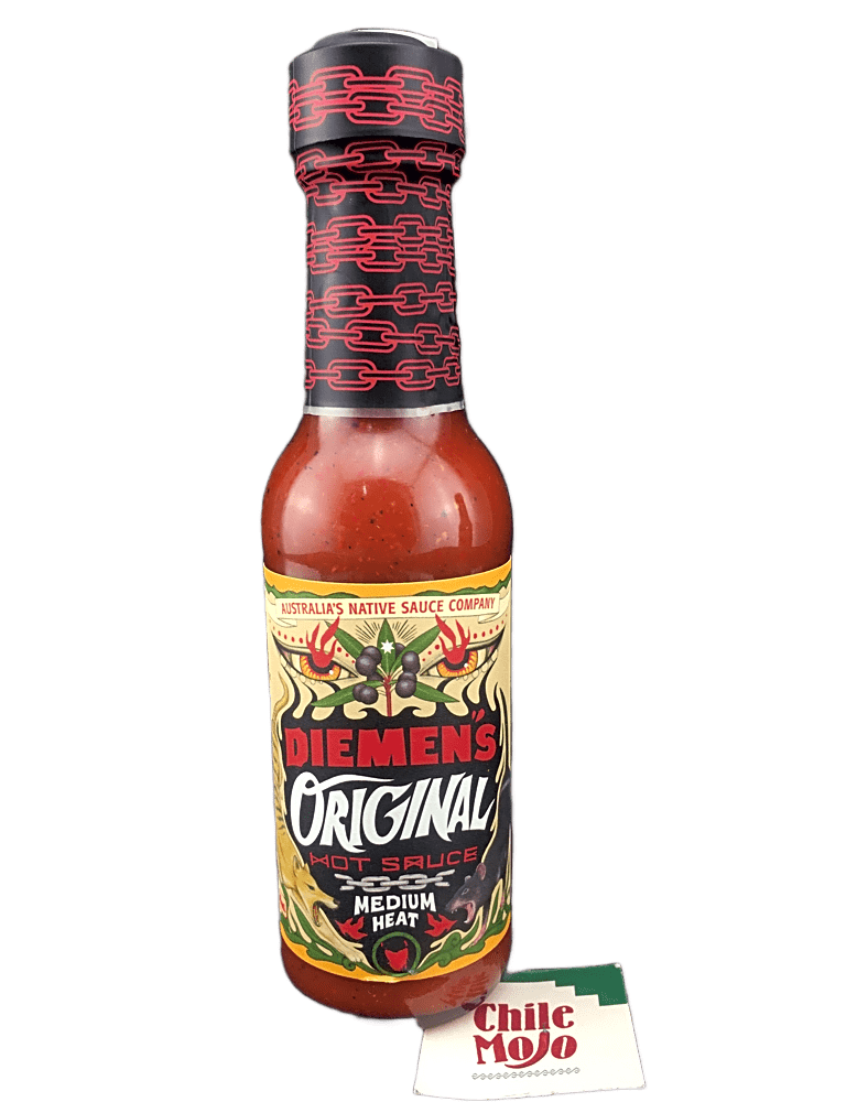Diemens Original Hot Sauce 150ml