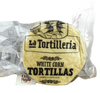 La Tortilleria Corn Tortillas 11cm - 500gm - approx 34