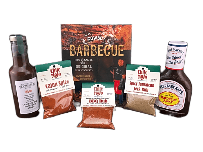 Chile Mojo BBQ Lovers Kit