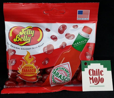 Jelly Belly Brand Tabasco jelly beans 3.1oz (87gm)