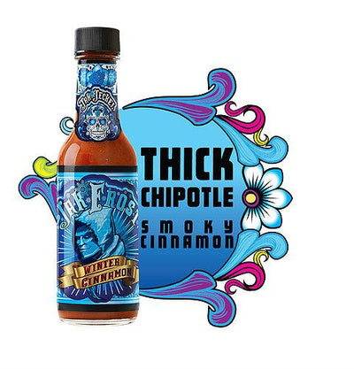 Jak Jeckel Jack Frost Winter Cinnamon sauce 148ml (5oz)