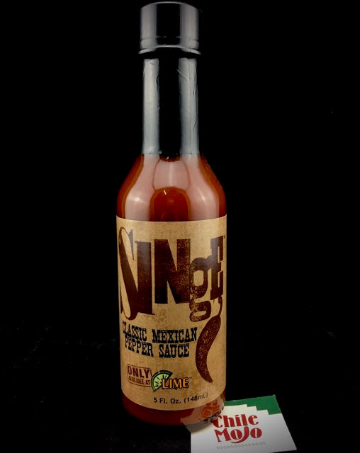 Lime Fresh Mexican - Singe Classic Mexican Pepper Sauce 5oz (148ml)