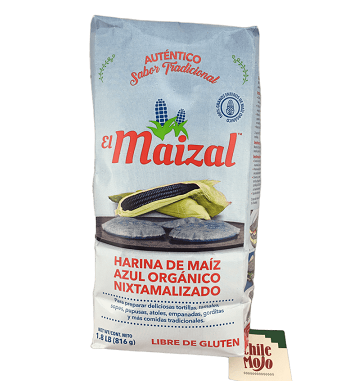 El Maizal (previously Minsa) BLUE Corn Masa Flour 816gm