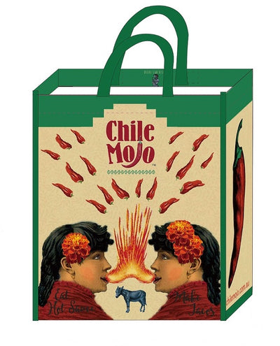 Chile Mojo Shopping Bag (made from recycled plastic bottles)