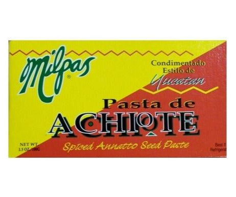 Achiote paste - Milpas 100gm