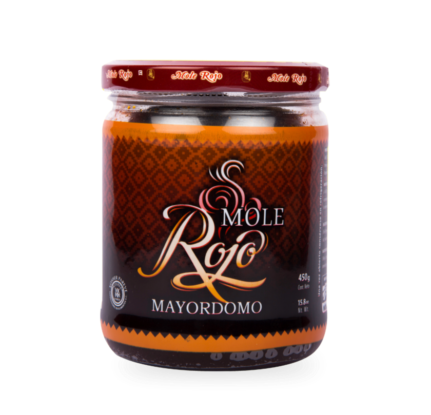 Mayordomo Mole Rojo Paste 450gm
