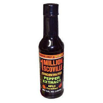 1 Million Scoville Extract 148ml