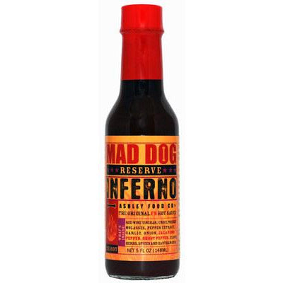 Mad Dog Inferno Reserve 148ml