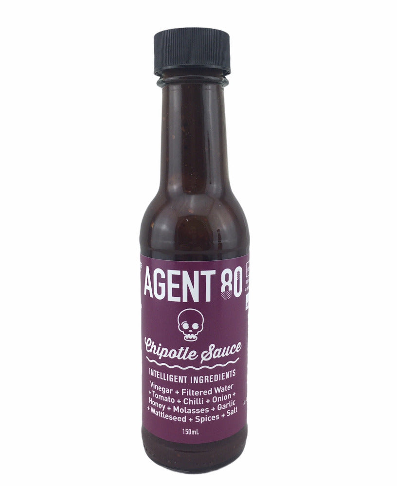 Agent 80 Chipotle Hot Sauce 150ml